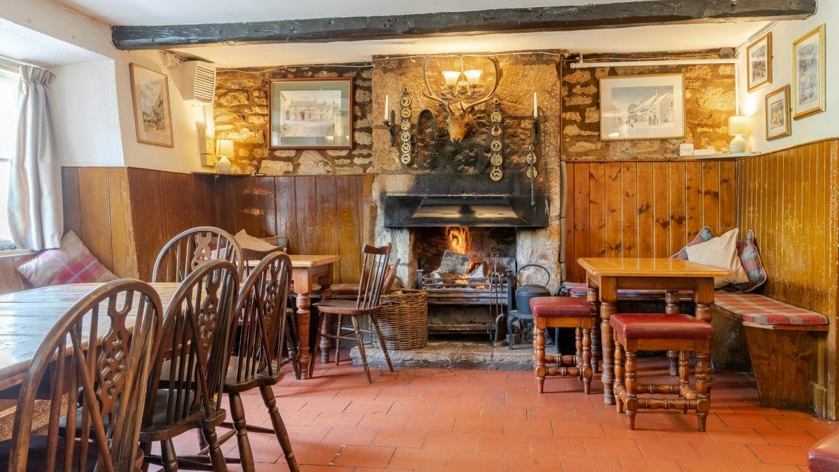 Cotswold Pub, The Black Horse Inn