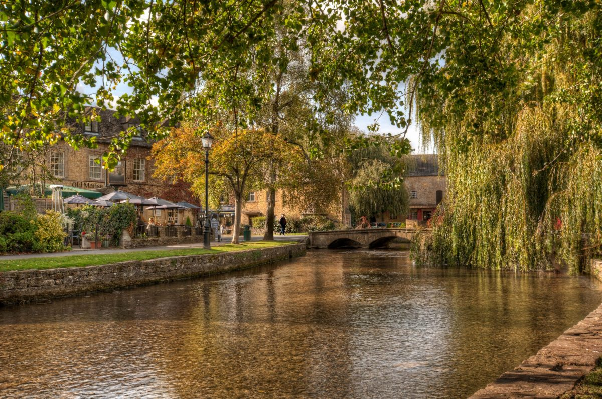 cottages in Bourton-on-the-Water