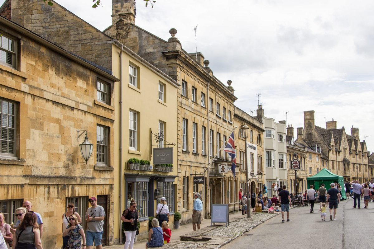 Cottages in Chipping Campden