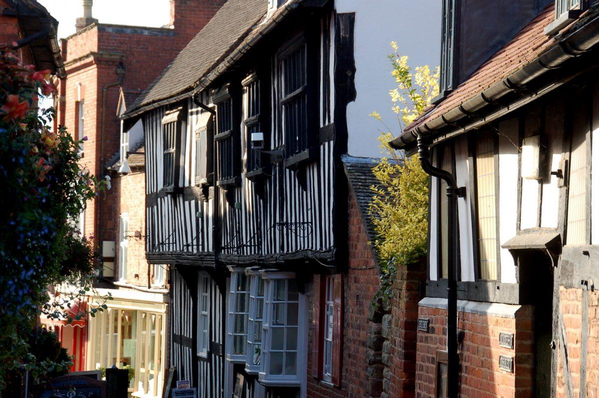 Cottages in Ledbury