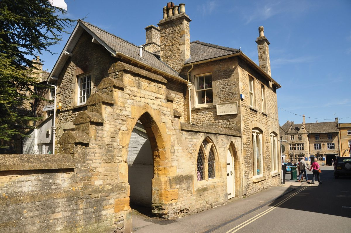 Cottages in Stow-on-the-Wold