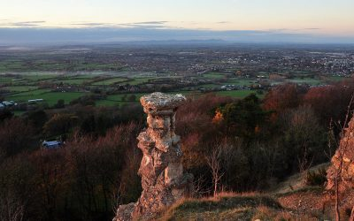 Devil's Chimney, Cheltenham, Leckhampton Hill, Bolthole Retreats