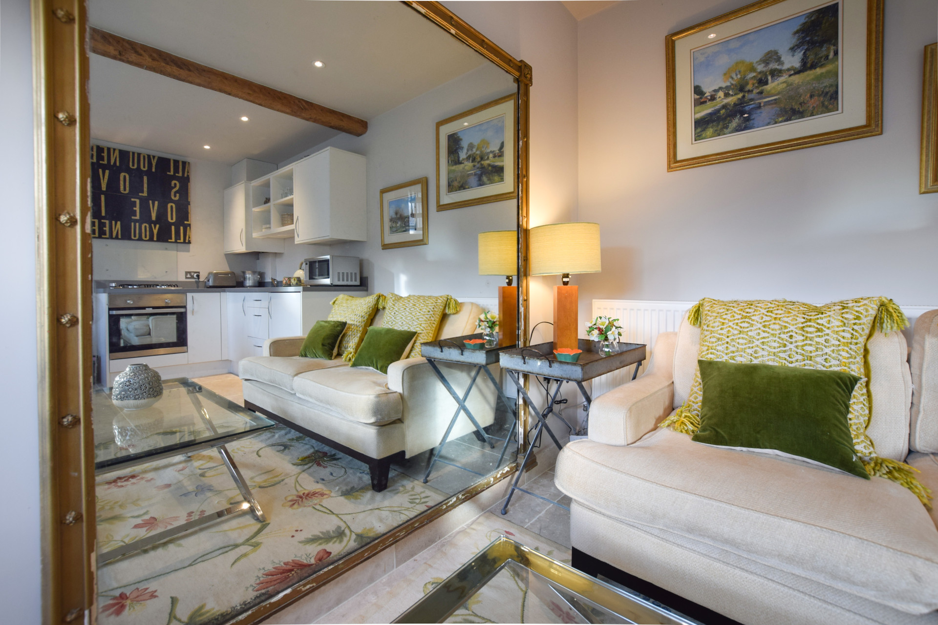Lounge, The Bothy, Bolthole Retreats