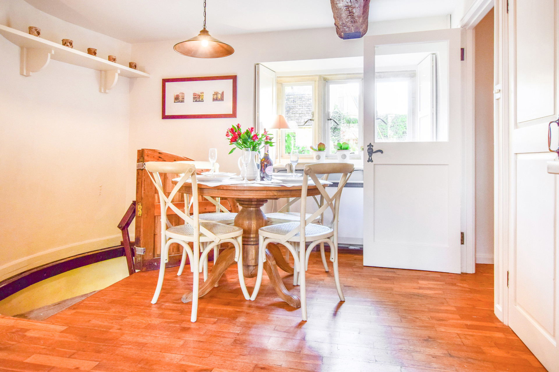 Kitchen, Spinner's Cottage, Bolthole Retreats