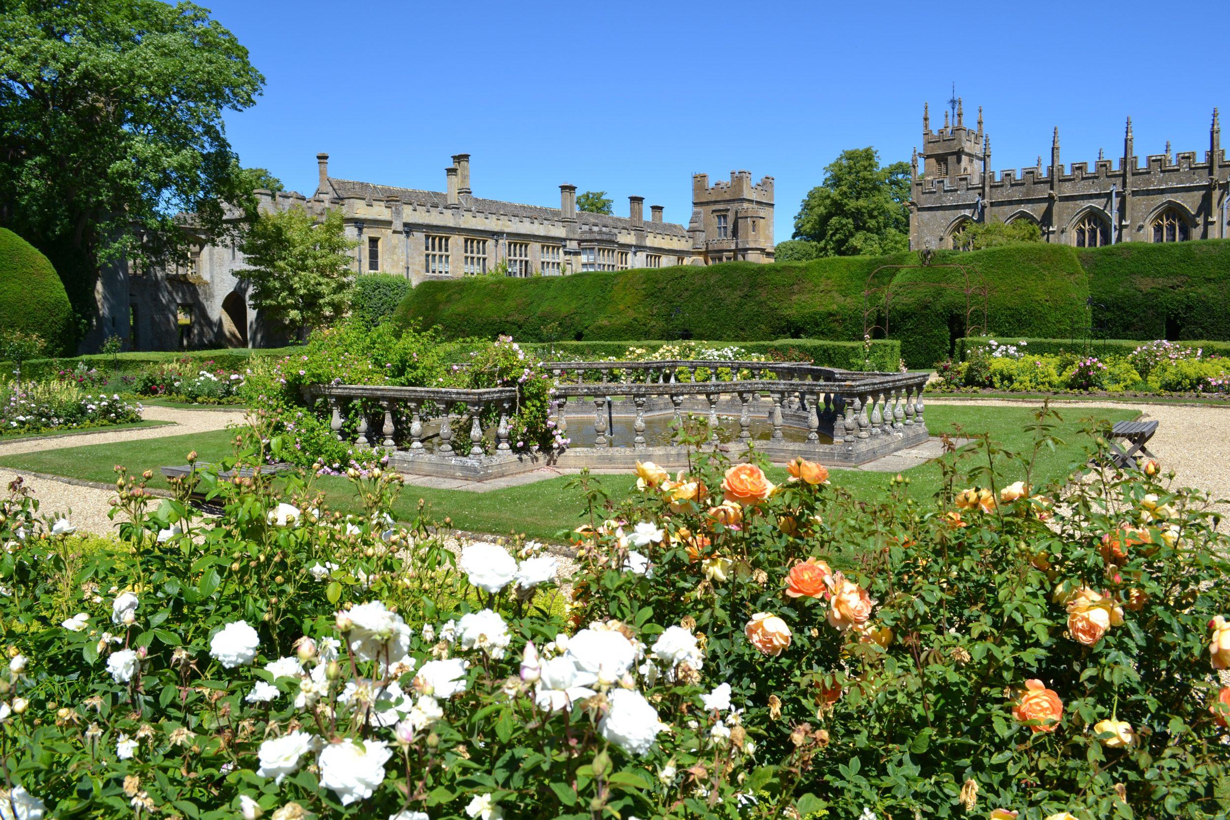 Sudeley Castle & Rose Gardens