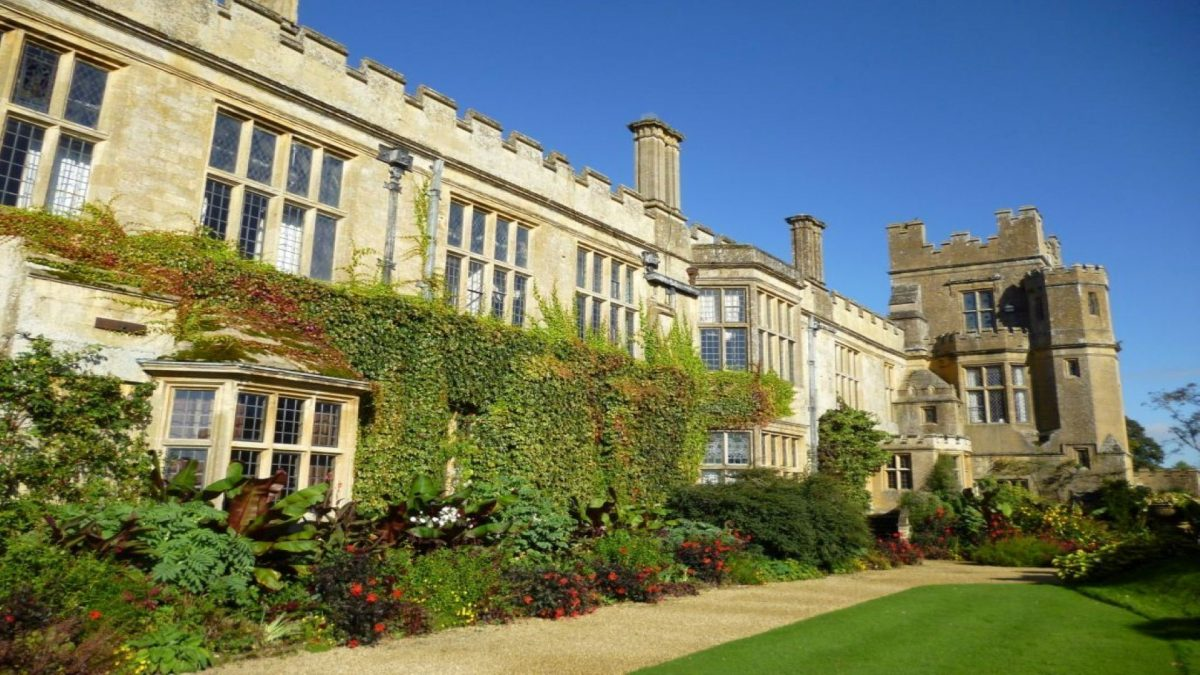 East Wing of Sudeley Castle