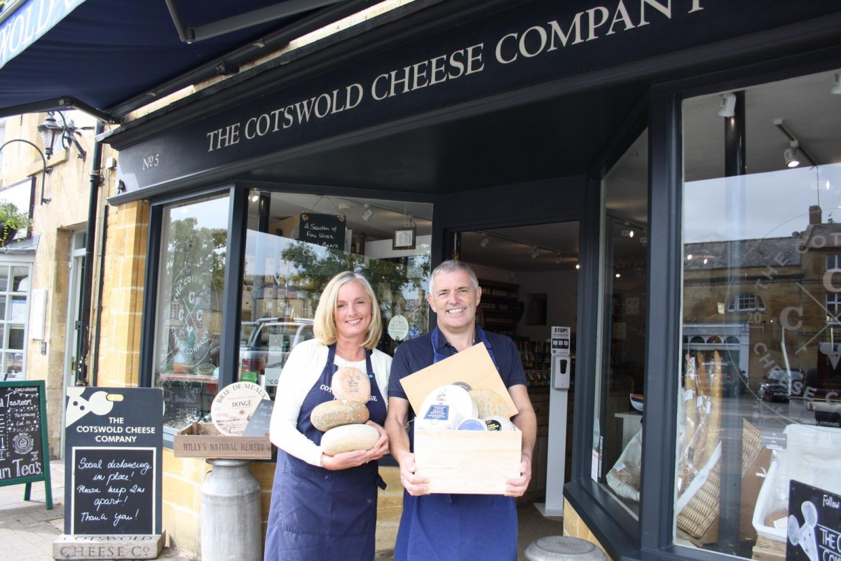 Cotswold Cheese Co