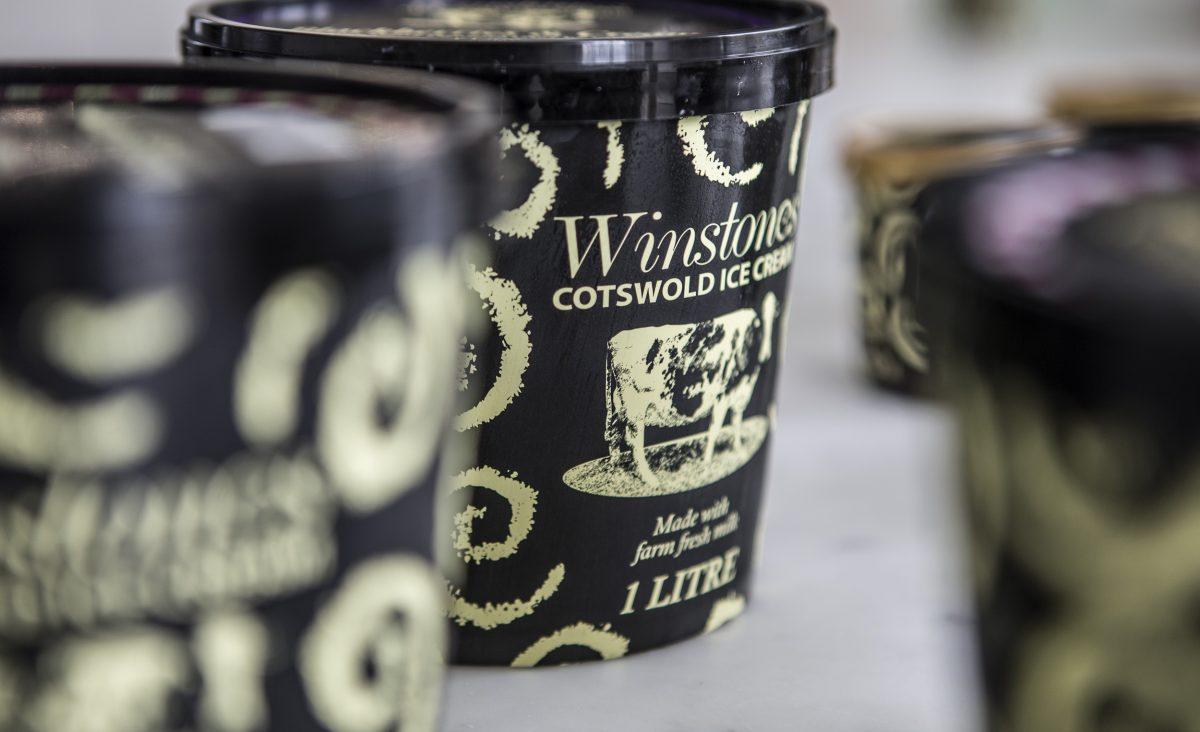 Winstones Ice Cream, Cotswolds