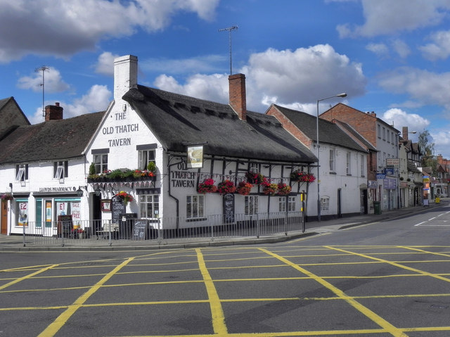 Old Thatch Tavern Stratford-upon-Avon